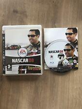 NASCAR 08 PS3 PLAYSTATION 3 COMPLETE