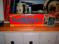 1988 Topps Baseball Xmas Factory Set (792) Glavine