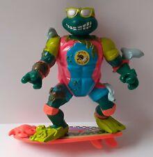 Tortues Ninja Michelangelo Sewer Surfer Vintage Mike TMNT Playmates A-4 Raphaël