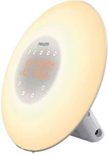 Philips Wake-up Light HF3506/05 Despertador mediante simulación de amanecer.