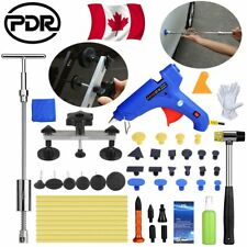 PDR Tools Dent Puller Slide T Bar Hammer Paintless Hail Repair Removal Tap Down