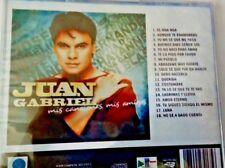 JUAN GABRIEL MIS CANCIONES MIS AMIGOS cd free shipping $ 7.99