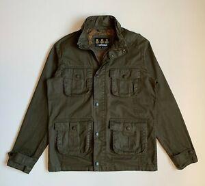 Barbour Men's Light Jacket Size M Green