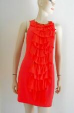 New 3.1 PHILLIP LIM Gorgeous Blaze Jeweled Ruffle Dress Sz.L