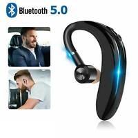 Wireless Earbuds Bluetooth 5.0 Headset Sport Earpiece Bass Headphone Sweatproof