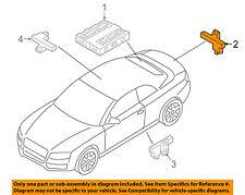 AUDI OEM 09-17 Q5 Keyless Entry-Antenna 8K0907247
