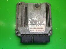 AUDI A8 D3 4E 4.0TDI Engine Control Unit ECU 4E0907409B 4E0910409C