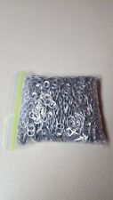 "1000+ Aluminum beer can pull tabs ""Not for Craft Use"""