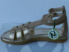 Naturino 3114 Chaussures Fille 37 Sandales Spartiatus Femme Ballerines UK4 Neuf
