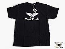 MavicPilots Officially Licensed T Shirt S, M, L, XL 2XL DJI Mavic Pro Pilots