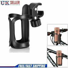 360° Rotation Bike Bicycle Bottle Cage Handlebar Mount Drink Water Cup Holder UK