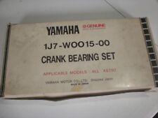YAMAHA NOS XS750 1977-1981 CRANK BEARING KIT *INCOMPLETE*  1J7-W0015-00-00   #38