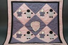 5 handmade quilt covers/coverlets. 20th c. Lot 181