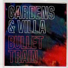 (ER219) Gardens & Villa, Bullet Train - 2014 DJ CD