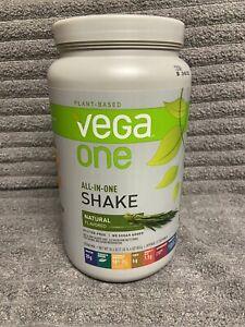 Vega - Vega One Organic All-In-One Shake Natural- 30.4 oz. BB 11/20 NEW!