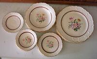 15 pc set Vogue Washington Colonial dinner plates bread butter bowl dinnerware