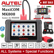 Autel MaxiCom MK808 Auto Diagnostic Tool SAS DPF BMS TPMS IMMO as DS808 MK808BT