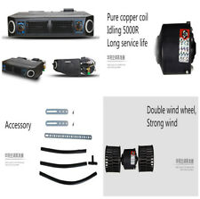 New Universal 24V Car Truck Air Conditioner AC Underdash Evaporator Cooling Unit