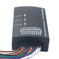 Mini 16 Logic Analyzer USB 100M Sample Rate 16CH Support 1.2.10 Software