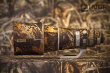 Canon EF 400mm 2.8 L IS II lenscoat neoprene lens cover camouflage lens coat