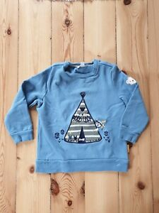 Steiff Sweatshirt Pullover Gr. 86 Top Zustand!