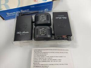 Radio Shack Room To Room Audio Video Sender Wireless 15-1971 Bada NIB