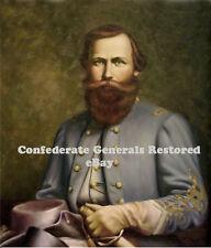 General J.E.B. Stuart • Oil Painting Reproduction on canvas
