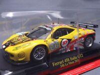 Ferrari Collection F1 458 Italia GT2 1/43 Scale Mini Car Display Diecast vol 65