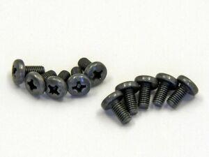 KYOSHO BIND SCREWS, 10 PIECES, M3 x 6mm, 1-S03006