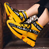 Men's Casual Sneakers Athletic Sports High Top Sock Martin Shoes Tennis Trainers
