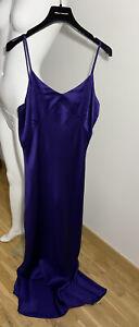 Erika Cavallini Slip Long Dress Size IT 42 UK 10 RRP £475 NEW WITH TAGS