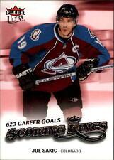 2008-09 Ultra Scoring Kings #SK5 Joe Sakic Avalanche