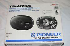 Pioneer TS-A6905 Vintage 6x9 3-WAY Car Speakers