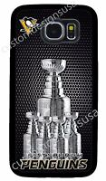2017 PITTSBURGH PENGUINS PHONE CASE FOR SAMSUNG NOTE GALAXY S4 S5 S6 S7 EDGE S8