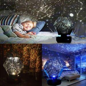 60000 Star Original Home Planetarium Caronan Projection Light Party Christmas