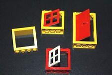 Lego Window Lot Windows & Door Building Accessory   --FFX
