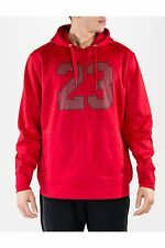 13795ea5d8d3 Nike Air Jordan NEW Mens SMU Dominate Graphic 23 Elephant Hoodie Shirt  Large L