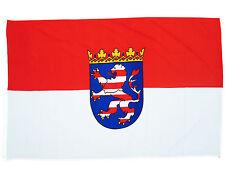 Fahne Hessen Querformat 90 x 150 cm hessische Hiss Flagge Bundesland BRD
