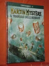 MARTIN MYSTERE- ALFREDO CASTELLI- INTEGRALE -N°4- triangolo - CARTONATO- HAZARD