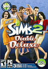 Sims 2: Double Deluxe (PC: Windows, 2008) NEW