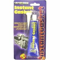 CLEAR INSTANT GASKET & SEALANT RTV 50g - REPLACES CONVENTIONAL GASKETS