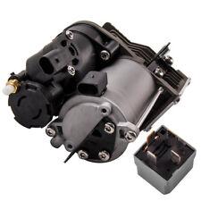 Air Compressor Air Pump + Relay for Mercedes 2513202104 R320 R350 2513202704