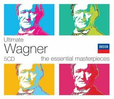 Ultimate Wagner / Various [New CD] Boxed Set