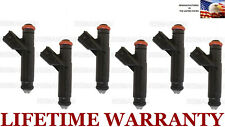 Genuine Siemens Set Of 6 Fuel Injectors for 99-03 Ford Windstar 02-04 Mustang