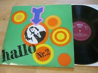 LP Various Hallo Nr.2 Halina Franckowiak Gruppe ABC Vinyl Amiga DDR 855 332 Foto