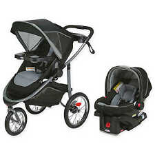 Graco Modes Jogger Click Connect Travel System in Banner