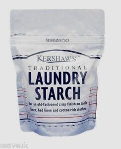 5KG Kershaw's Traditional Laundry Starch Powder bulk buy  10 x 500g