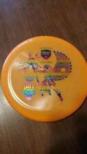 Sky God III 3 Color Glow C-Line P2 Discmania Simon Lizotte 175 Rainbow on Orange