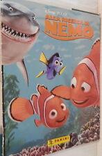 ALBUM FIGURINE PANINI ALLA RICERCA DI NEMO Disney Pixar Collezionismo Cartoon