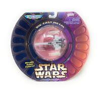 X-Wing Fighter Galoob Star Wars Micro Machines Die-Cast Metal NIP #66260